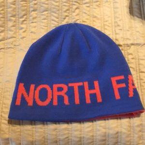 Women's North Face Reversible Cap